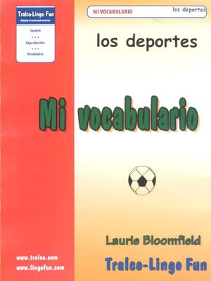 cover image of Los deportes