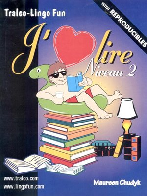 cover image of J'aime lire