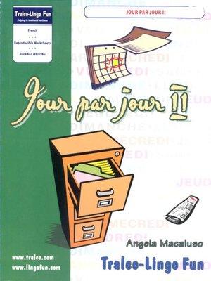 cover image of Jour par Jour 2