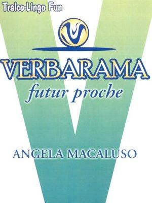 cover image of Verbarama futur proche