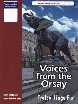 cover image of Les Voix du Musée d'Orsay