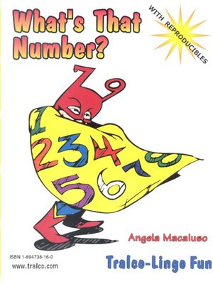 cover image of What's That Number?