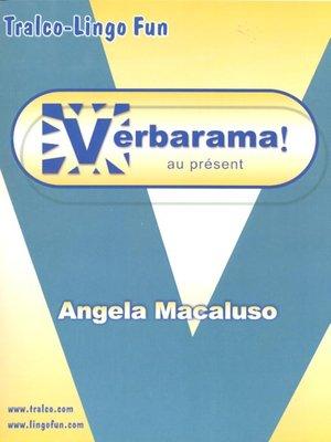 cover image of Verbarama au présent