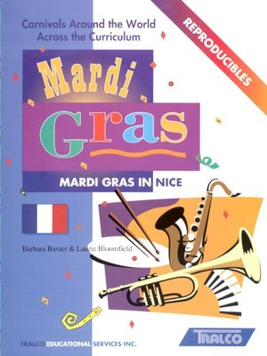 cover image of Mardi Gras in Nice