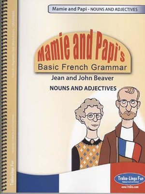 cover image of Nouns and Adjectives
