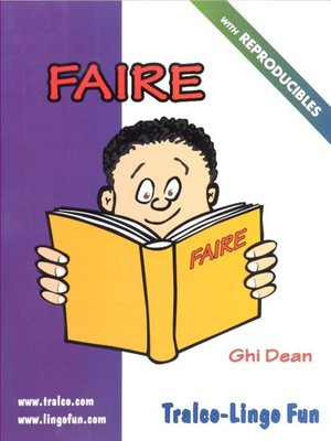cover image of Faire