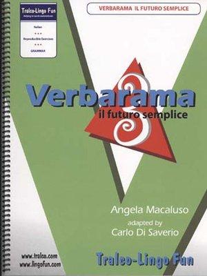 cover image of Verbarama il futuro semplice