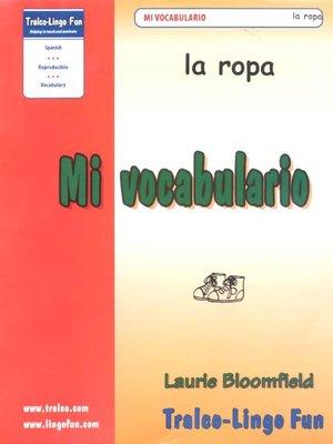cover image of La ropa
