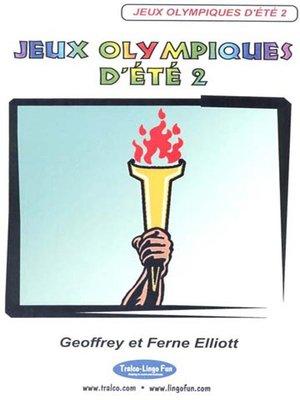 cover image of Jeux Olympiques D'été, Volume 2