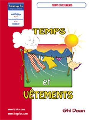 cover image of Temps et Vêtements