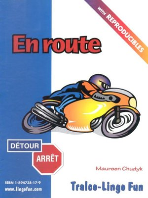 cover image of En route