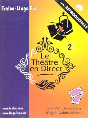cover image of Le Théâtre en Direct, Volume 2