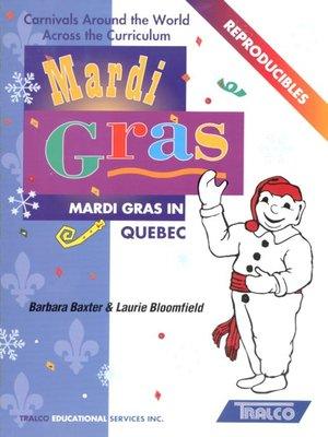 cover image of Mardi Gras in Quebec