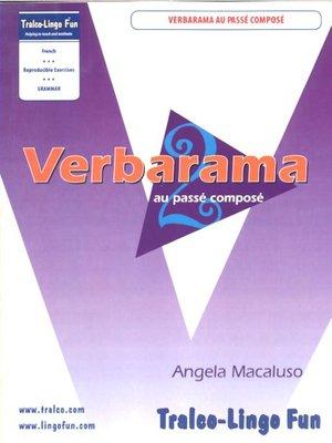 cover image of Verbarama au passé composé