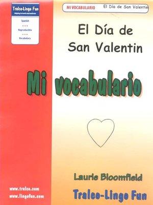 cover image of El Día de San Valentin