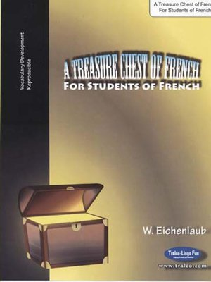 cover image of A Treasure Chest of French for Students of French
