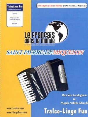 cover image of Saint-Pierre-et-Miquelon
