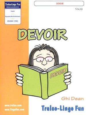 cover image of Devoir