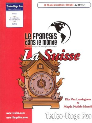 cover image of La Suisse