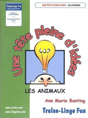 cover image of Une tête pleine d'idées