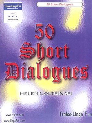 cover image of 50 Short Dialogues