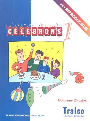 cover image of Celebrons 1