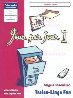 cover image of Jour par Jour 1