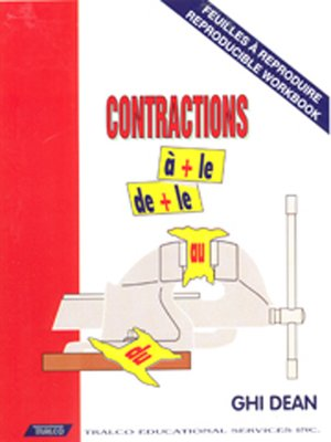 cover image of Contractions
