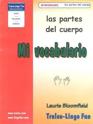 cover image of Las partes del cuerpo