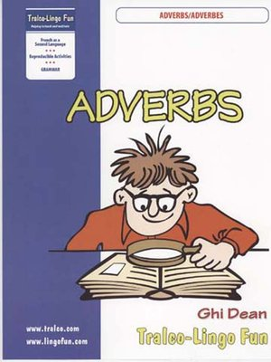 cover image of Adverbs