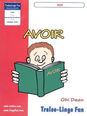 cover image of Avoir