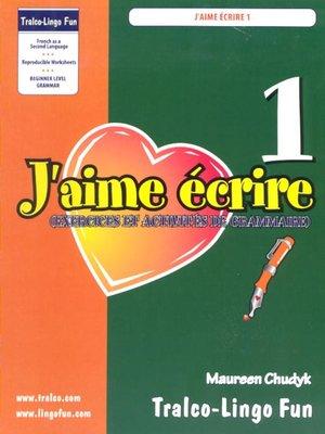 cover image of Excercices et activités de grammaire