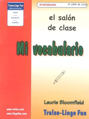 cover image of El salón de clase