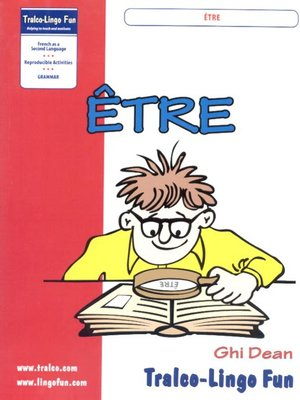 cover image of Être