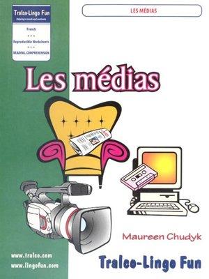 cover image of Les médias