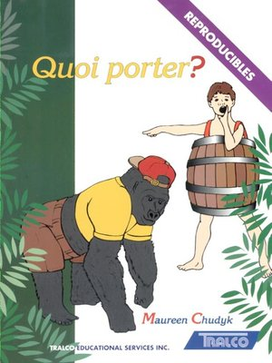 cover image of Quoi porter?