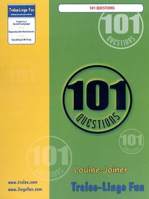 cover image of 101 Questions