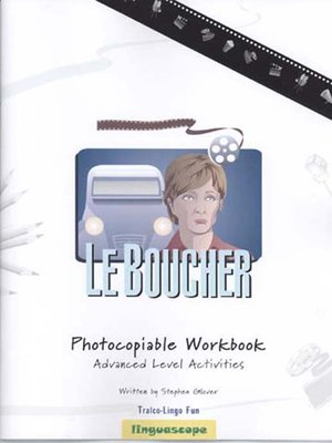 cover image of Le Boucher