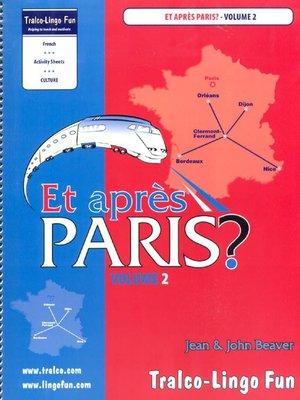 cover image of Et après Paris?