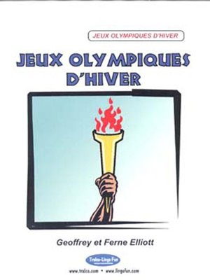cover image of Jeux Olympiques D'hive