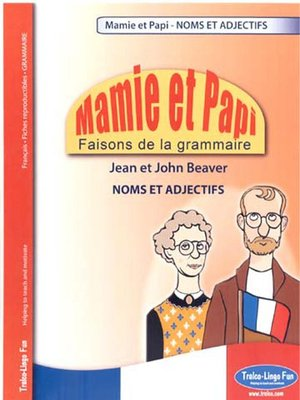 cover image of Noms et Adjectifs