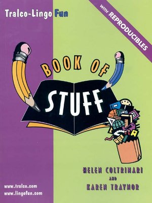 cover image of Book of Stuff