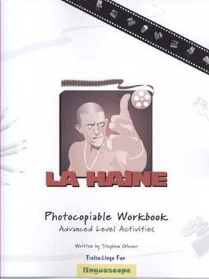 cover image of La Haine