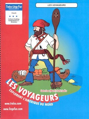 cover image of Les Voyagers