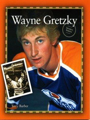 cover image of Wayne Gretzky