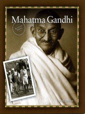 cover image of Mahatma Gandhi