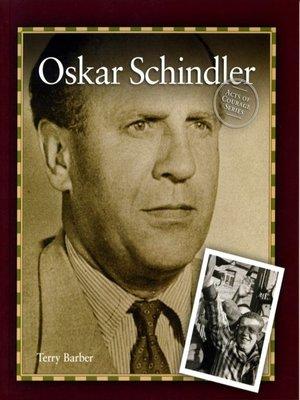 cover image of Oskar Schindler