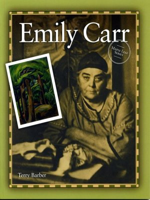 cover image of Emily Carr