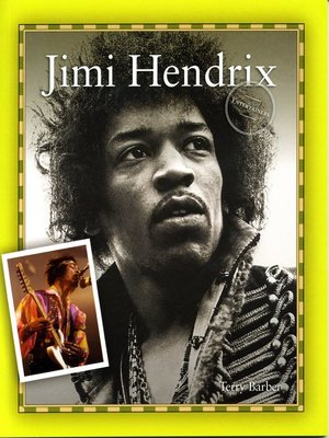 cover image of Jimi Hendrix