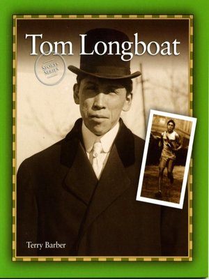 cover image of Tom Longboat